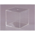 透明立方體模型