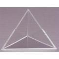 透明四面體模型