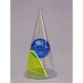 圓錐體模型 D