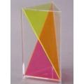 三角稜柱體模型 B