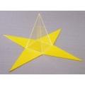 四面角錐體模型 A