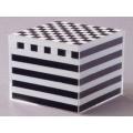 立方體模型 H