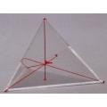 立方體及多面體模型 F