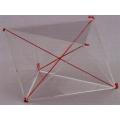 立方體及多面體模型 G