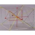 立方體及多面體模型 E
