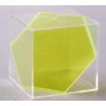立方體模型(含六角切面)