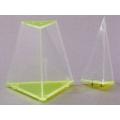 分解式三面角錐體模型