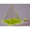 正方形角錐體模型 D