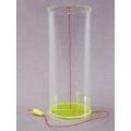 透明圓柱體模型 C