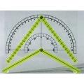 等圓弧、等弦和圓心角模型
