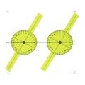 兩平行線與一截線所成的角模型