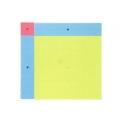 正方形面積測定模型