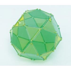 阿基米德立體模型-截半十二面體