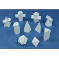 大型幾何形體素描指導教具(10種)