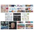 微生物與生命顯微寫真海報組