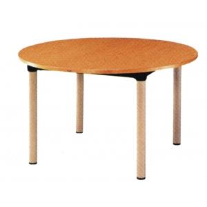 圓型閱覽桌(鋼製腳架)