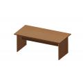 長方型閱覽桌